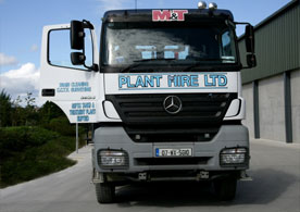 M&T Plany Hire